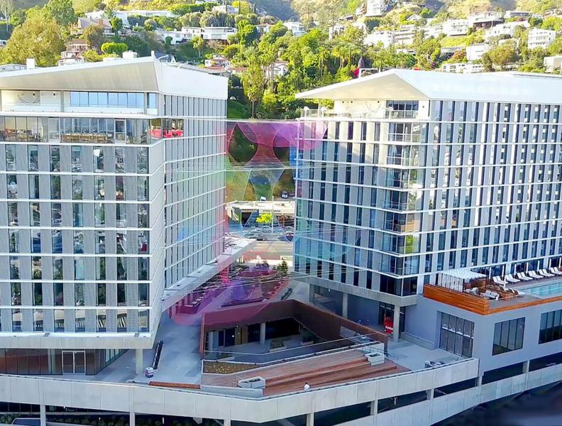 The Jeremy Hotel Opens in West Hollywood