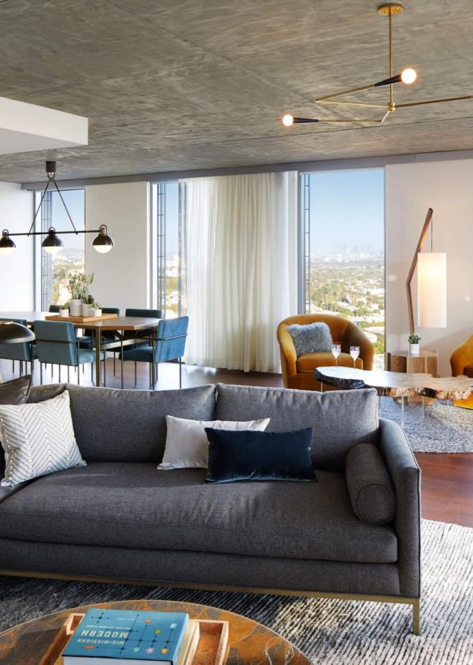 canyon penthouse